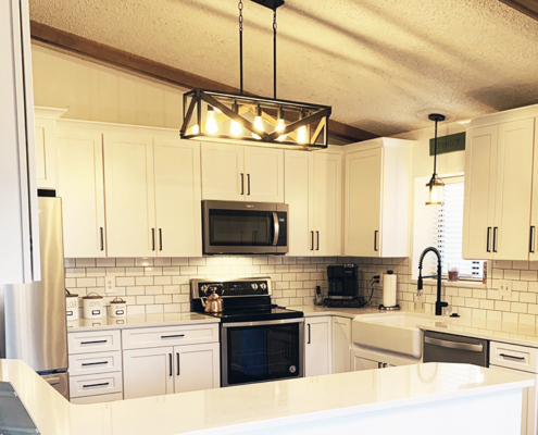 After Kitchen Remodel Colorado Springs