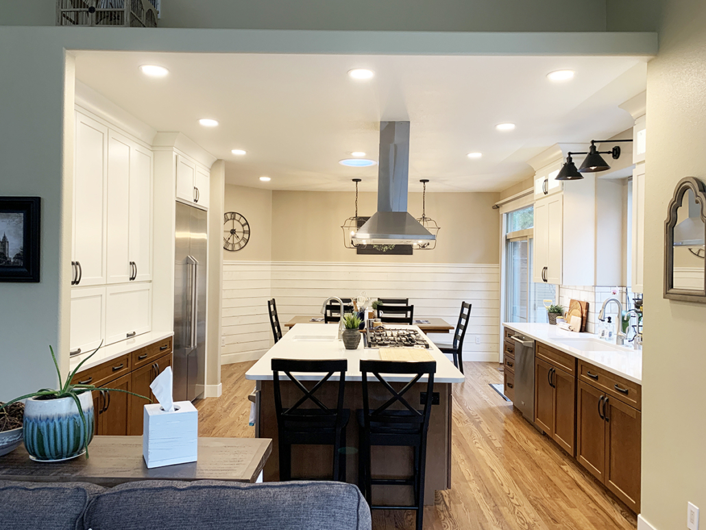 After Kitchen Remodel Colorado Springs