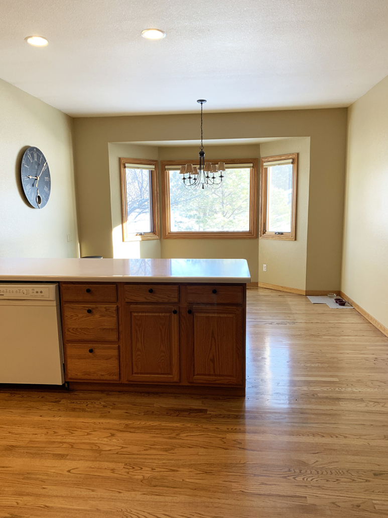 Before Kitchen Remodel Colorado Springs